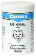 Cat-Mineral Pulver